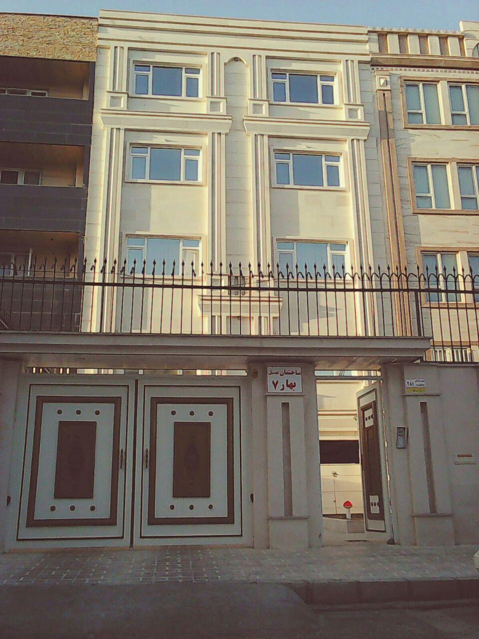 آپارتمان ۷۸ متری طبقه سوم ۳ساله برای فروش قیمت کاسبی