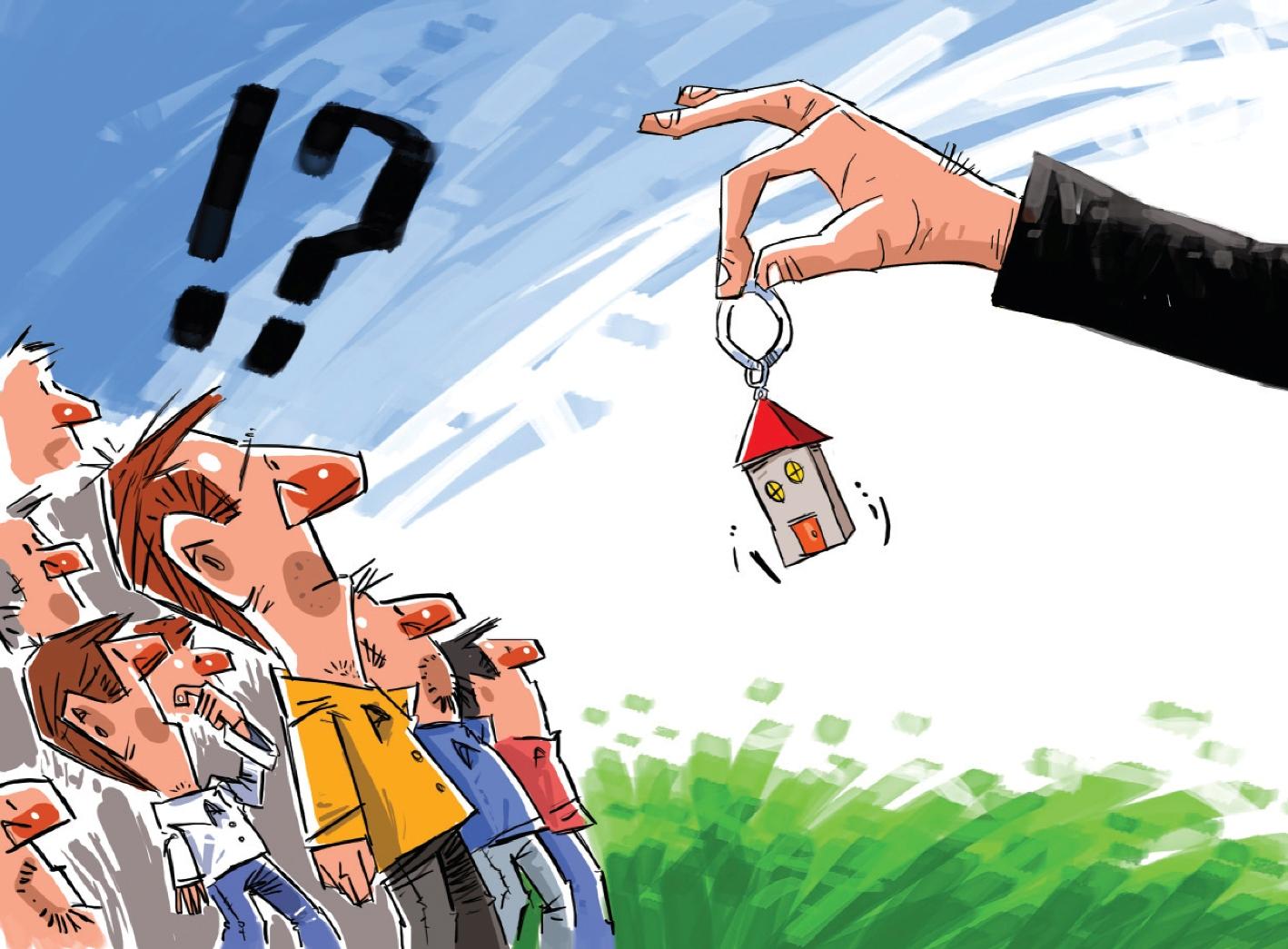 عکس العمل رئیس اتحادیه مشاوران املاک به بیشتر شدن قیمت وام مسکن