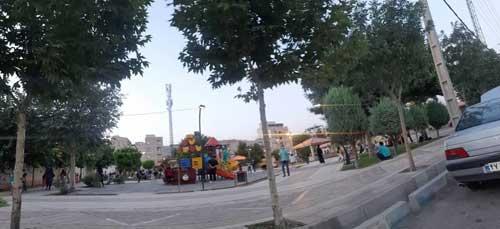 پارک شهرک مریم